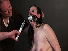 Water Torment And Extreme Humiliation Of UK Amateur