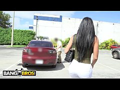 BANGBROS - J-Mac Wilding Out With Latin MILF Pornstar Diamond Kitty