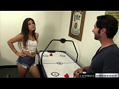 Natalie gets hard fuck from brother-in-law and ...