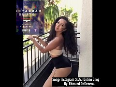 Brittany Renner Big Booty Twerking To Instagram Sluts Song
