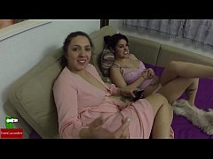 Exchange between two pairs of friends and milk for the two women. CRI