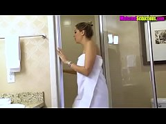 Nikki Brooks in Step Mom and Son on Vacation