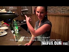 Mofos - Public Pick Ups - Barmaid Wants the Tip starring Marie Getty