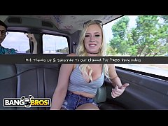 BANGBROS - PAWG Bailey Brooke Gets Her Big Ass Banged On The BangBus