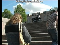 pick up girls and hard fuck outdoor