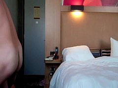 Homemade sex video in hotel room