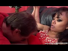 Exotic American babe squirting multiple times