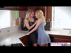 Intimate Lesbians - Watch Alix and Aaaliyah eat each others tiny wet pussy