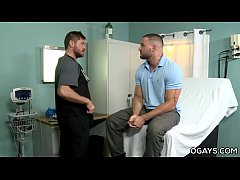 Gay patient and his doc