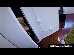 "Nikki Benz boy/girl HOOKER SPYCAM. Over 28 minutes of the thing Nikki does best, sucking, fucking and getting a big load on her amazing ass. Nikki plays a high class hooker who's ""date"" wants to film the experience. Kinky, voyeuristic &"