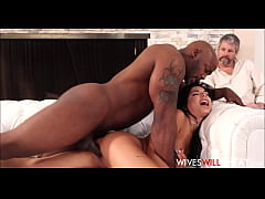 Sexy Young Petite Italian Wife Gina Valentina Cheats On Her Husband With Black Friend Husband Cuckold Watching Her Orgasm