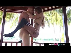(samantha hayes) Real Horny GF In Amazing Sex Scene Action vid-30