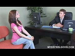 Exciting role-playing sex game with 18yo teen M...