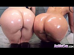 Anal Sex Scene With Big Oiled Wet Curvy Butt Girl (anikka jada) movie-06