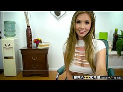 Brazzers - Big Tits at School - (Lena Paul) - Doggy with the Dean - Trailer
