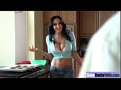Hard Sex On Tape With Slut Bigtis Housewife (ava addams) mov-06