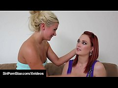 Phat Ass White Landlord Siri Pornstar moterboats her tiny blonde tenant Laela for making too much noise! She sits on her face, grinding her pussy, while getting a tongue on her clit! Dildo sharing, pussy licking, rubbing and more