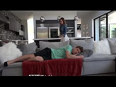 Dillion Harper get laid with her brother