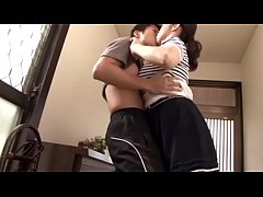 Japanese mother and stepson in love