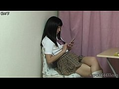 Hiddencam Ai Hoshina Upskirt from Under the Desk