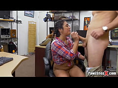 Texas Cowgirl Rides With a Dick in Her Butt Hole (xp15823)