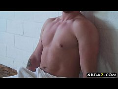 Busty wife cheats on her boring husband during ...