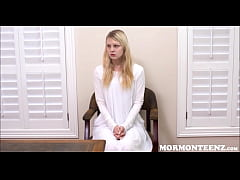 Young Mormon Girl Lily Rader Fucked By Church Brother