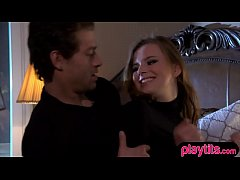 Jillian Janson is a cute burglar chick but she gets caught and fucked hard