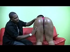 "Street Hood World: Ebony BBW ""Icey"" Gets Pounded"