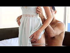 Passion-HD - Kimberly Costa sits on her boyfriend's face
