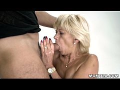 Granny squirts on a hard cock - Diane Sheperd a...