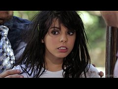 Wild Teen From The Woods - Gina Valentina