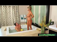 Neighbors Snobby Wife (Courtney Taylor and Tyler Nixon) free video-02