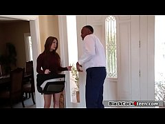 Hot Atty Jojo banged by her clients big black dick
