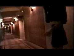 Slutty Wife Fucked in Hall Way by a Stranger Almost Caught