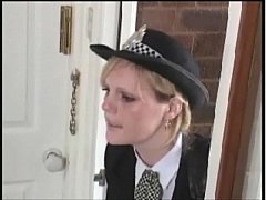 Who is this British Police woman