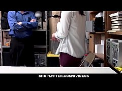 ShopLyfter - Teen Thief Gets Fucked For Her Fre...