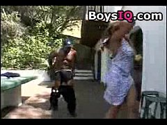 BiG ASS AND TiTS GETS BEAT UP BY MR. MaRCUS - free porn video