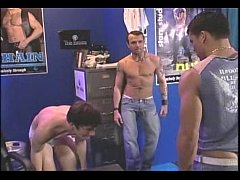 Brent Corrigan and Chad Hunt and Roman Heart