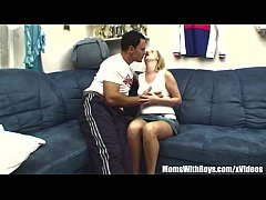 Sexy Ass Blonde Stepmom Fucked By Young Stud In...