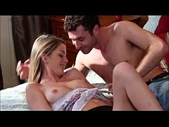 Stunning Staci Silverstone with James Deen in Stepmother 8