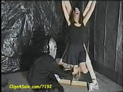 Tickling Paradise - Spy Interrogation