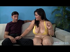 Porker Karla Lane gets her fat pussy fucked by a big dick