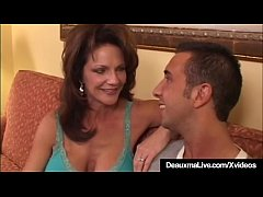 Texas Cougar Deauxma Squirts While Anal Banged By Keiran Lee