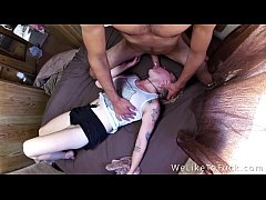 WLTF- Surprise Deepthroat and Anal
