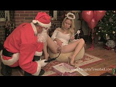 Christmas pussy and nipple pumping, hot candle wax on tits and labia. Brustwarze