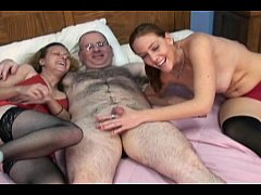 me and two ladies having fun