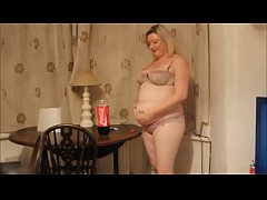 Massive coke and mentos bloat