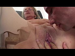 Redhead Mature Store Owner Double Teamed Fucked