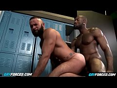 Anal Big Black Gay Dick Ass Pounding - GayForced.com